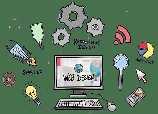 Изграждане сайтове, уеб дизайн